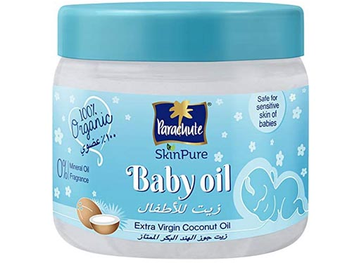 Extra Virgin Coconut Oil for Baby