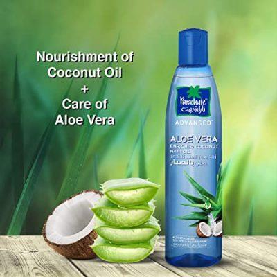 Nourishment of Coconut & Care of Aloe Vera