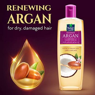 Renew Damaged Hair with Argan Oil