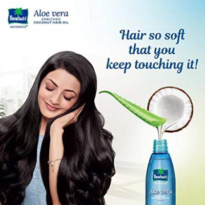 Parachute Advansed Aloe Vera & Coconut Hair Oil