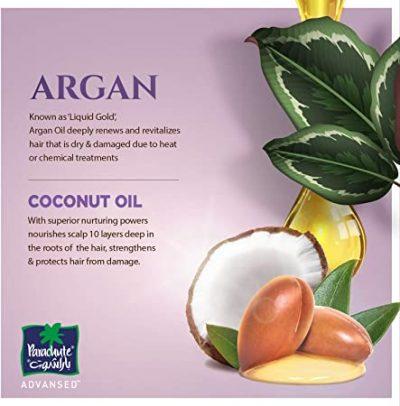 Argan Argan & Coconut Oil