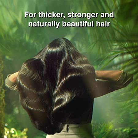 Thicker, Stronger & Naturally Beautiful Hair