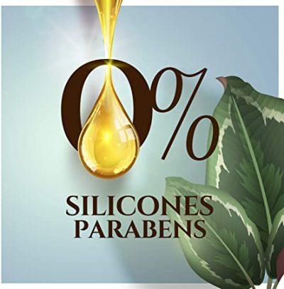 Silicones Parabens