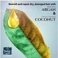 Nourish Hair with Argan Oil