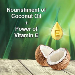 Nourishment of Coconut & Vitamin E