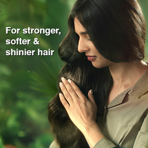 Stronger, Softer & Shiner Hair