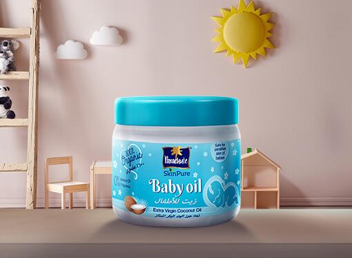 Skin Pure Baby Oil Extra Virgin Coconut Oil