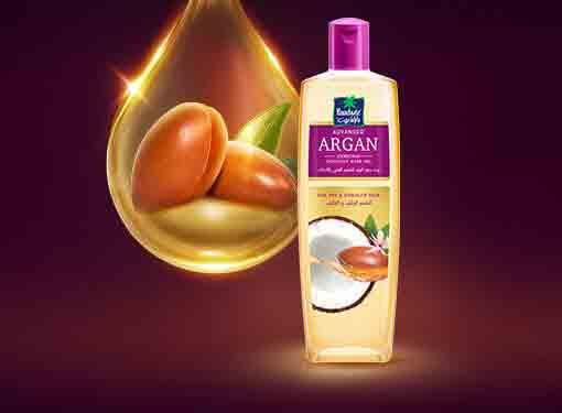 Argan & Coconut Hair Oil