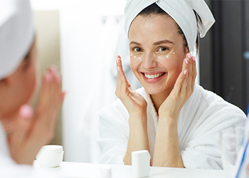 Add an extra layer for skincare