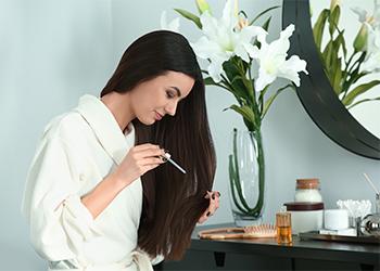Oil Hair Regularly