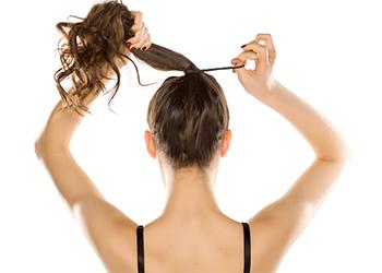 Avoid Tight Hair Ties