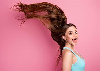 stop hair from breaking naturally