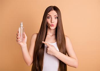 Straight & Oily Hair