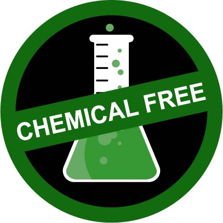 Avoid Using Chemicals